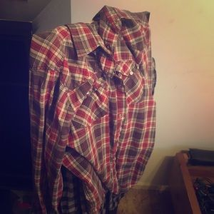 Men's Aeropostale dress shirt (XL)